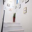 階段のギャラリー